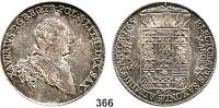 Deutsche Münzen und Medaillen,Sachsen Prinz Xaver 1763 - 1768 Konventionstaler 1765 EDC, Dresden.  27,92 g.  Kahnt 1021.  Buck 56.  Dav. 2678.
