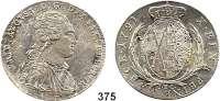 Deutsche Münzen und Medaillen,Sachsen Friedrich August III. 1763 - 1806 (1827) Konventionstaler 1791 IEC, Dresden.  27,98 g.  Kahnt 1085.   Buck 177.  Dav. 2698.