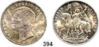 Deutsche Münzen und Medaillen,Sachsen Johann 1854 - 1873 Siegestaler 1871 B, Dresden.  Kahnt 473.  Thun 351.  AKS 159.  Jg. 132.  Dav. 898.