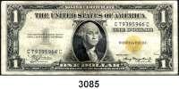 P A P I E R G E L D,AUSLÄNDISCHES  PAPIERGELD U.S.A.1 Dollar 1928(2).  2 Dollars 1928. 1 Dollar 1934.  1 Dollar 1935.  Pick 377, 378 d, 412 a, 414, 416 AY.  LOT 5 Scheine.