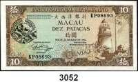 P A P I E R G E L D,AUSLÄNDISCHES  PAPIERGELD Macao10 Patacas Nov 26.-27.1988.  Grand Prix de Macao.  20 Patacas 1.9.1996.  20 Patacas 8.12.2003.  20 und 50 Patacas 8.8.2008.  10(5) Patacas 1.1.2012.  (8) Patacas 1.1.2013.  10(5) Patacas 1.7.2013.  20 Patacas 1.7.2013.  10(2) Patacas 1.1.2015.  Pick 64, 91 a, 103, 108 b, 109 a, b, 110 a, 115,  116, 118.  LOT 26 Scheine.