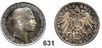 R E I C H S M Ü N Z E N,Sachsen - Coburg und Gotha Carl Eduard 1900 - 1918 2 Mark 1905.
