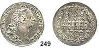 Deutsche Münzen und Medaillen,Preußen, Königreich Friedrich II. der Große 1740 - 1786 1/3 Taler 1774 A, Berlin.  8,29 g.  Kluge 142.5.   v.S. 538.  Olding 75.