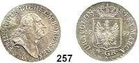 Deutsche Münzen und Medaillen,Preußen, Königreich Friedrich Wilhelm II. 1786 - 1797 4 Groschen 1797 A, Berlin.  5,26 g.  v. S. 81.  Jg. 21.  Old. 5.