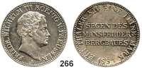 Deutsche Münzen und Medaillen,Preußen, Königreich Friedrich Wilhelm III. 1797 - 1840 Ausbeutetaler 1835 A.  Kahnt 371.  Thun 251. AKS 18.  Jg. 63.  Dav. 764.