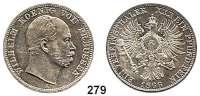 Deutsche Münzen und Medaillen,Preußen, Königreich Wilhelm I. 1861 - 1888 Vereinstaler 1866 A.  Kahnt 388.  Thun 270.  AKS 99.  Jg. 96.  Dav. 782.