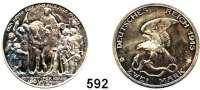 R E I C H S M Ü N Z E N,Preussen, Königreich Wilhelm II. 1888 - 1918 2 Mark 1913.  .Befreiungskriege.