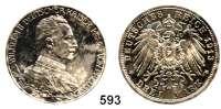R E I C H S M Ü N Z E N,Preussen, Königreich Wilhelm II. 1888 - 1918 3 Mark 1913.  Regierungsjubiläum.