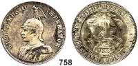 Besetzte Gebiete  -  Kolonien  -  Danzig,Deutsch - Ostafrika  2 Rupien 1893.