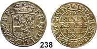 Deutsche Münzen und Medaillen,Brandenburg - Preußen Friedrich III. (I.) 1688 - 1701 (1713) 1/12 Taler 1690 I-E, Magdeburg.  3,27 g.  v.S. 529.