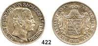 Deutsche Münzen und Medaillen,Sachsen (- Hildburghausen) - Altenburg Ernst 1853 - 1908 Vereinstaler 1869 B, Dresden.  Kahnt 483.  Thun 356 B.  AKS 61.  Jg. 113.  Dav. 814.