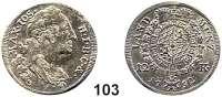 Deutsche Münzen und Medaillen,Bayern Maximilian III. Josef 1745 - 1777 12 Kreuzer 1752, München.  3,96 g.  Hahn 296.  Schön 83.