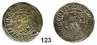 Deutsche Münzen und Medaillen,Brandenburg - Preußen Friedrich II. 1440 - 1470 Groschen o.J., Brandenburg.  2,36 g.  Vgl. Bahrfeldt 33.