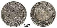 Deutsche Münzen und Medaillen,Straßburg, Bistum Ludwig Konstantin von Rohan 1756 - 1779 20 Kreuzer 1773, Günzburg.  6,47 g.  Schön 12.