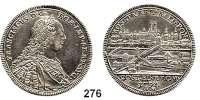 Deutsche Münzen und Medaillen,Regensburg, Stadt Franz I. 1745 - 1765 1/2 Konventionstaler 1754 ICB (Stempel von Oexlein).  13,97 g.  Beckenbauer 7201.  Schön 96