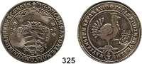 Deutsche Münzen und Medaillen,Sachsen (Henneberg) Ernestinsch - Albertinsche Gemeinschaftsprägung 2/3 Taler 1692 mit Gegenstempel des fränkischen Kreises.  14,93 g.  Dav. 868