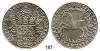 Deutsche Münzen und Medaillen,Braunschweig - Celle Christian Ludwig (1641) 1648-1665 Taler 1662 LW, Clausthal.  28,02 g.  Welter 1511.  Dav. 6521.