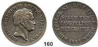 Deutsche Münzen und Medaillen,Preußen, Königreich Friedrich Wilhelm IV. 1840 - 1861 Ausbeutetaler 1841 A.  Kahnt 374.  Thun 255.  AKS 73.  Jg. 70.  Dav. 768.