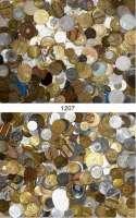 Notmünzen; Marken und Zeichen,0 L O T S     L O T S     L O T S LOT von über 1000 Jetons, Marken und Zeichen.  ALT / NEU.  Viele verschiedene Motive.