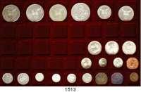 AUSLÄNDISCHE MÜNZEN,Philippinen L O T S     L O T S     L O T S 1/2 Centavo 1904; 1 Centavo 1905, 1929 M, 1944 S; 5 Centavos 1932 M, 1945 S; 10 Centavos 1903, 1921, 1935 M, 1945 D; 20 Centavos 1904 S, 1929 M, 1945 D; 50 Centavos 1903, 1919 S, 1944 S, 1945 S; 50 Centavos 1936 M