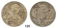 Deutsche Münzen und Medaillen,Brandenburg - Bayreuth Friedrich 1735 - 1763 2/3 Taler 1758, Bayreuth.  11,24 g.  Dav. 317.  Slg. Wilm. 758.  Schön 96.