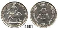 AUSLÄNDISCHE MÜNZEN,U S A  Gedenk Half Dollar 1938.  New Rochelle.  Schön 195.  KM 191.