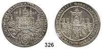 Deutsche Münzen und Medaillen,Salzburg, Erzbistum Paris von Lodron 1619 - 1653 1/2 Taler 1628 auf die Domweihe, geflügeltes Engelsköpfchen.  14,27 g.  Zöttl 1438.  Probszt 1167.