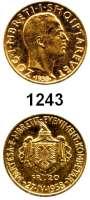 AUSLÄNDISCHE MÜNZEN,Albanien Zog I. (1925) 1928 - 1939 20 Francs 1938, Rom.  (5,8g fein).  Schön 22.  KM 22.  Fb. 17.  GOLD