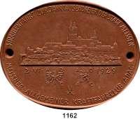 MEDAILLEN AUS PORZELLAN,Staatliche Porzellan-Manufaktur MEISSEN Meissen 1929 braun.  ADAC - Strahlenfahrt zur Jahrtausendfeier.  oval 90 x 70 mm.