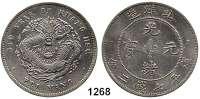AUSLÄNDISCHE MÜNZEN,China Chihli Dollar year 34 (1908).  Schön 9.  Y. 73.