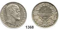 AUSLÄNDISCHE MÜNZEN,Dänemark Friedrich VII. 1848 - 1863 Rigsdaler 1854 V.S..  Hede 8 A.  Sieg 13.1.  Kahnt/Schön 64.  KM 760.1.