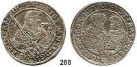 Deutsche Münzen und Medaillen,Sachsen Christian II., Johann Georg und August 1591 - 1611 Taler 1609, Dresden.  28,69 g.  Keilitz/Kahnt 228.  Dav. 7566.