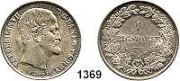 AUSLÄNDISCHE MÜNZEN,Dänemark Friedrich VII. 1848 - 1863 Rigsdaler 1855 F.F..  Hede 8 B.  Sieg 13.2.  Kahnt/Schön 64.  KM 760.2.