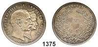 AUSLÄNDISCHE MÜNZEN,Dänemark Christian IX. 1863 - 1906 2 Kronen 1892.  Zur Goldenen Hochzeit.  Hede 11.  Sieg 2.  Kahnt/Schön 83.  KM 800.