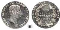 Deutsche Münzen und Medaillen,Preußen, Königreich Friedrich Wilhelm III. 1797 - 1840 Taler 1816 A, Berlin.  Kahnt 362 p.  Thun 244.  AKS 11.  Jg. 33.  Dav. 756.  Variante mit Punkt nach PREUSSEN und nach MARK.