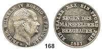 Deutsche Münzen und Medaillen,Preußen, Königreich Friedrich Wilhelm IV. 1840 - 1861 Ausbeutevereinstaler 1857 A, Berlin.  Kahnt 380.  Thun 263.  AKS 79.  Jg. 85.   Dav. 776.
