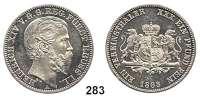 Deutsche Münzen und Medaillen,Reuß Jüngerer Linie (Schleiz) Heinrich XIV. 1867 - 1913 Vereinstaler 1868 A, Berlin.  Kahnt 409.  AKS 41.  Jg. 136.  Thun 288.  Dav. 803.
