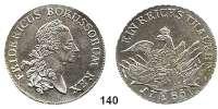 Deutsche Münzen und Medaillen,Preußen, Königreich Friedrich II. der Große 1740 - 1786 Taler 1785 E, Königsberg.  22,04 g.  Kluge 132.5.   v.S. 502.  Old. 111 b2.