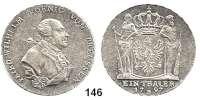 Deutsche Münzen und Medaillen,Preußen, Königreich Friedrich Wilhelm II. 1786 - 1797 Taler 1797 B, Breslau.  22,18 g.  Old. 7.  v.S. 48.  Jg. 25.  Dav. 2599.