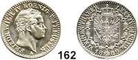 Deutsche Münzen und Medaillen,Preußen, Königreich Friedrich Wilhelm IV. 1840 - 1861 1/6 Taler 1849 A, Berlin.  AKS 80.  Jg. 72.