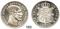 Deutsche Münzen und Medaillen,Braunschweig - Calenberg (Hannover) Ernst August 1837 - 1851 Taler 1848 B, Hannover.  Kahnt 234.  Thun 167.  AKS 107.  Jg. 79.  Dav. 675.