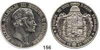 Deutsche Münzen und Medaillen,Preußen, Königreich Friedrich Wilhelm III. 1797 - 1840 Doppeltaler 1840 A, Berlin.  Kahnt 372.  Thun 252.  AKS 9.  Jg. 64.  Dav. 765.