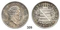 Deutsche Münzen und Medaillen,Sachsen Anton 1827 - 1836 Konventionstaler 1835 G.  Kahnt 435.  Thun 309 G.  AKS 66.  Jg. 60.  Dav. 867.