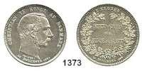 AUSLÄNDISCHE MÜNZEN,Dänemark Christian IX. 1863 - 1906 2 Kronen 1888.  25jähriges Regierungsjubiläum.  Sieg 1-H 10.  Kahnt/Schön 82.  KM 799.