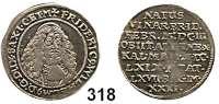 Deutsche Münzen und Medaillen,Sachsen - Altenburg Friedrich Wilhelm II. 1639 - 1669 Groschen 1669, Saalfeld.  2,08 g.  Auf seinen Tod.  Kernbach 66.1.  Slg. Mb. 4251.