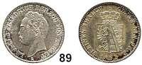 Deutsche Münzen und Medaillen,Anhalt - Dessau Leopold Friedrich 1817 - 1871 1/6 Taler 1865 A.  AKS 31.  Jg. 78.