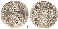 Römisch Deutsches Reich,Haus Habsburg Leopold I. 1657 - 1705 Taler 1704 Wien.  28,83 g.  Herinek 603.  Voglh. 234/VIII.  Dav. 1001.