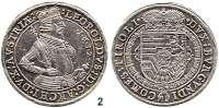 Römisch Deutsches Reich,Haus Habsburg Erzherzog Leopold 1619 - 1632 Taler 1632 Hall.  28,8 g.  Voglh. 183/IV.  Dav. 3338.
