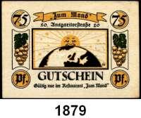 P A P I E R G E L D   -   N O T G E L D,Bremen Bremen Theo Schmetz, Restaurant