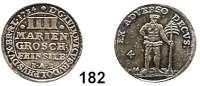 Deutsche Münzen und Medaillen,Braunschweig - Wolfenbüttel Ludwig Rudolf (1714-) 1731 - 1735 4 Mariengroschen 1734 I.A.B., Zellerfeld.  2,23 g.  Welter 2476.  Schön 177.